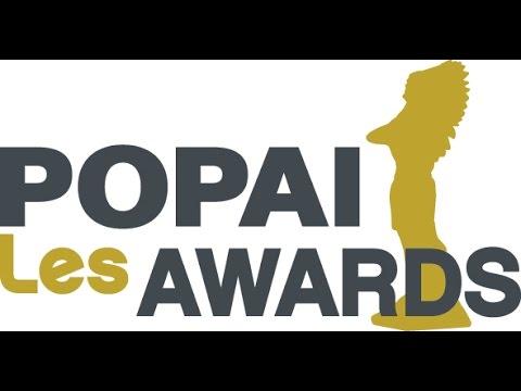 POPAI AWARDS PARIS 2015