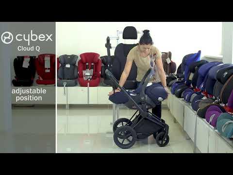Cybex Cloud Q - Child Car Seat Full Review
