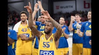 Pierre Jackson * Highlights 2017-2018 * Maccabi Tel Aviv * What a movements!