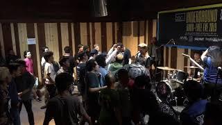 Hukum Rimba (cover) - Marjinal Live at Underground Drug Free Eve 2019, 31 Dis 2018