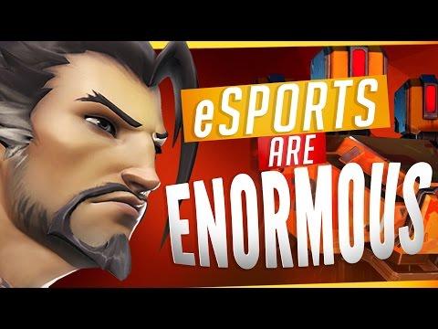 Overwatch eSports (Activision Blizzard)
