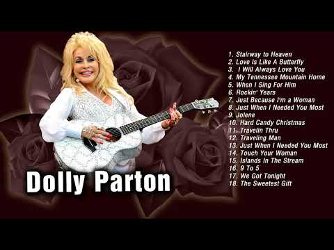 Dolly Parton Greatest hits Full Album - Best Songs of Dolly Parton - Greatest Country Singers