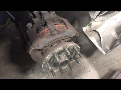 Bendix Air Disc Brake Pad Replacement Procedure