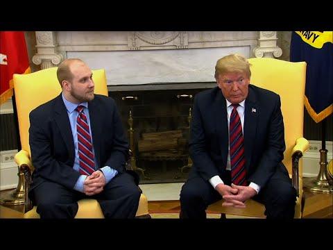 """Trump: Talks On NKorea Summit Going """"Very Well"""""""