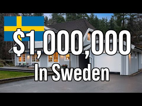Comparing Housing Prices In Sweden vs America