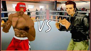 CJ vs Claude Speed   GTA San Andreas Loquendo