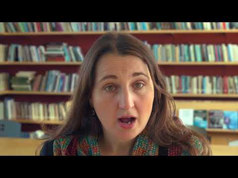 Interview with Visiting Scholar Erica Durante