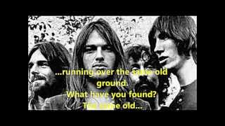 Pink Floyd - Wish You Were Here (Club Remix + Lyrics)