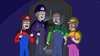 Scary Trick or Treating Story Animated