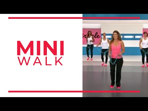 Mini Walk (from Miracle Miles) | Walk At Home