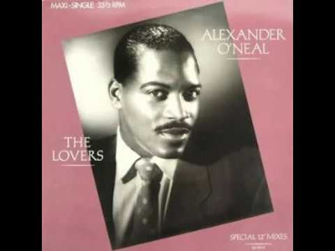 """Alexander O'Neal """"The Lovers"""""""