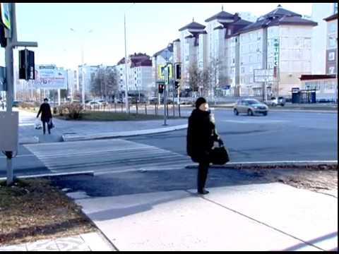 Видео Опоры освещения в нижневартовске