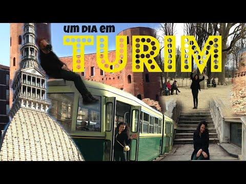 Um dia em Turim - Itália | Thialy Peixoto