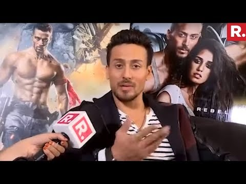 Exclusive Interview With Tiger Shroff On Baaghi 2