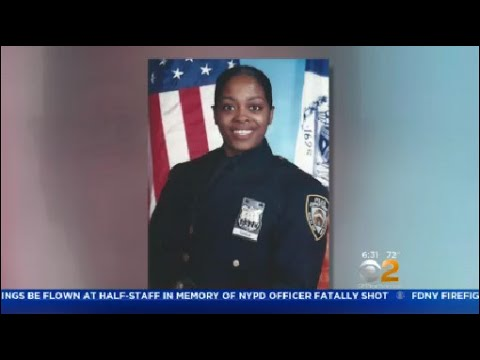 Community Mourns Fallen NYPD Officer
