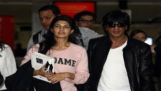 Shahrukh Khan's reaction after meeting Jacqueline Fernandez's mother will surprise you