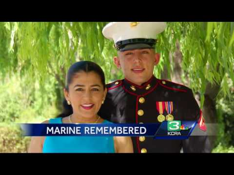 Tracy family wants answers after Marine mysteriously dies at Pentagon