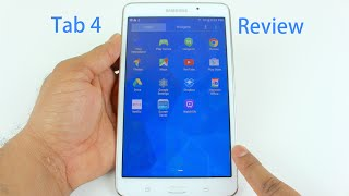 Samsung Galaxy Tab 4 7.0 Review | with Latest Firmware Update | and Camera Test