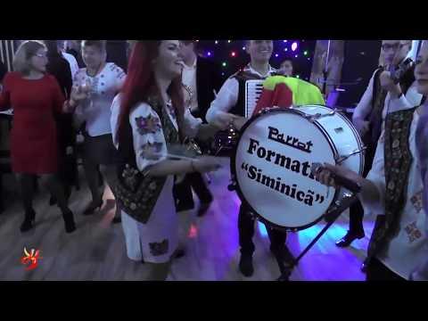 Formatie Nunta Bacau - Show-ul cu toba 1 Decembrie 2018 la Hanul Siminica - Formatia Siminica Bacau