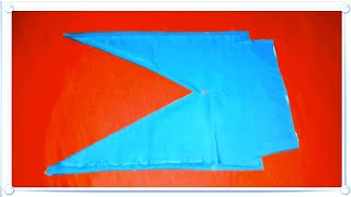 Easy Samosa Salwar Cutting Video