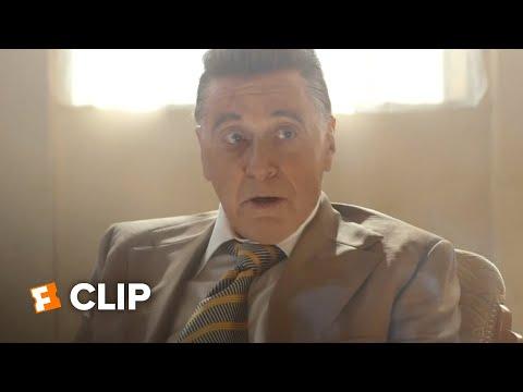 The Irishman Movie Clip - You're Lat