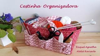 Cestinha Organizadora