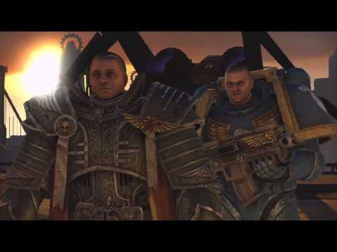 Warhammer 40,000 Space Marine Walkthrough Part 31: Final Boss - Ending & Credits