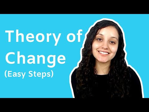 Theory of Change Template (Simple Steps for Nonprofits)