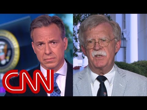 Jake Tapper: Why cant Trump condemn Russia?