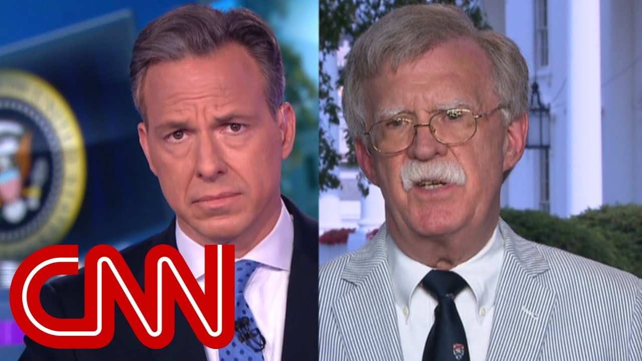 Jake Tapper: Why can't Trump condemn Russia?