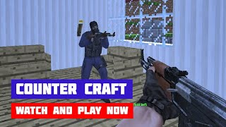 Counter Craft · Game · Gameplay