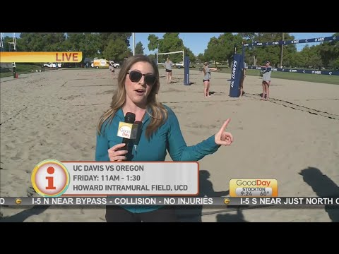 UC Davis Beach Volleyball