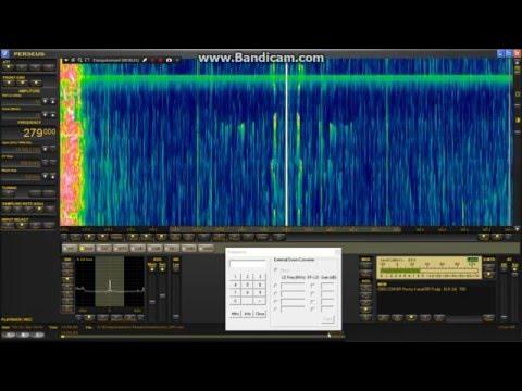 Turkmen Radio Watan Ashgabat 279 kHz 150 kW 4000 kms from here