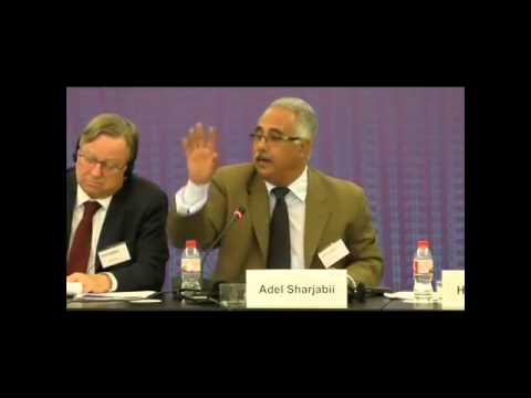 Adel Sharjabii - Arab Transitions in Comparative Perspective conference