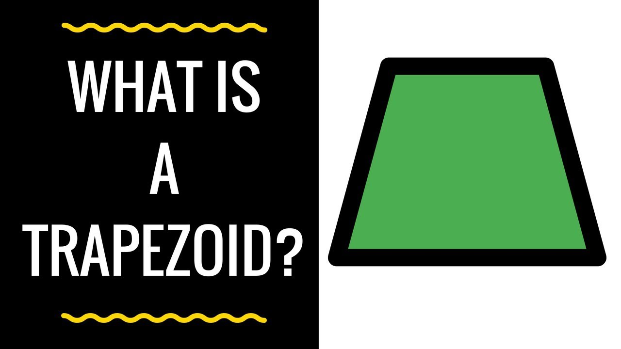What Is A Trapezoid?  Youtube. Widening Signs. Gym Signs. Inspection Nj Sticker Signs. Math Class Signs. Toddler Age 2 Signs. Squared Signs. Traffic Qatar Signs Of Stroke. Flame Signs Of Stroke