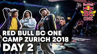 Red Bull BC One Camp Zurich 2018 | Day 2