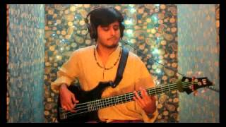 Arnab Chakraborty, Bass-Sweet Emotion, Aerosmith (Cover)