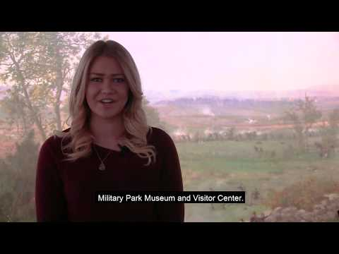 Gettysburg Road Tripping with Paige - Gettysburg National Military Park Museum and Visitor Center