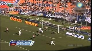 Torneo Apertura 2011 - Godoy Cruz 3 vs Estudiantes 1 - Fecha 14
