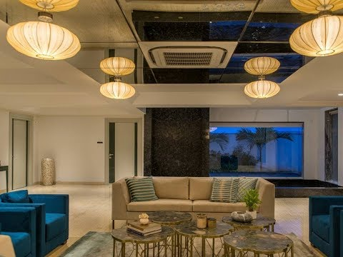 Sharath Babu Residence in Hyderabad by Design House