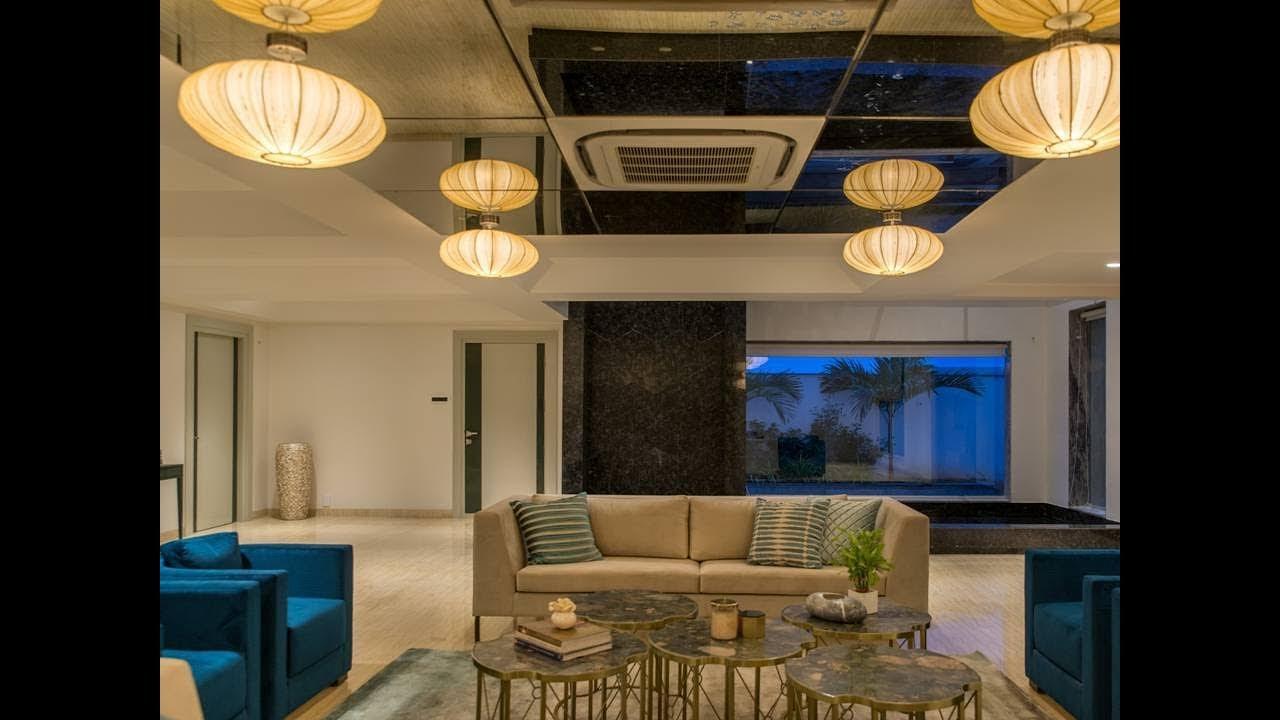 Sharath Babu Residence In Hyderabad By Design House