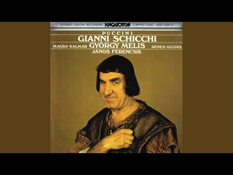 Gianni Schicchi (Opera in one act)