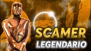 SCAMEING LEGENDARY SCAMMER and LOSE THE VOICE - Fortnite save the world