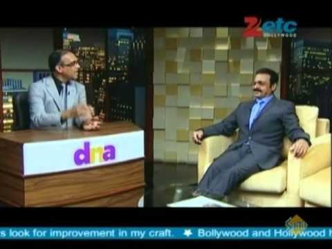 Gulshan Grover with Komal Nahta