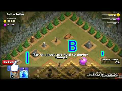 BAIT 'N SWITCH In Clash Of Clans