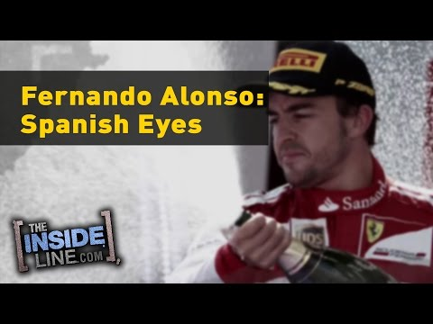 Fernando Alonso: Spanish Eyes