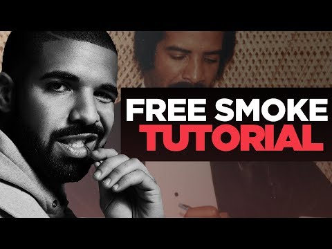 "HOW BOI-1DA MADE ""FREE SMOKE"" BY DRAKE [Drake Tutorial by KCSupreme]"