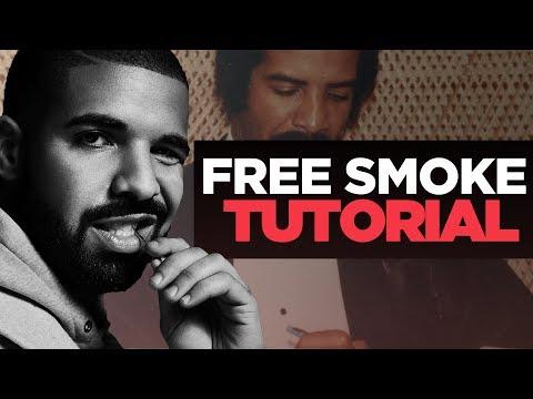"""HOW BOI-1DA MADE """"FREE SMOKE"""" BY DRAKE [Drake Tutorial by KCSupreme]"""