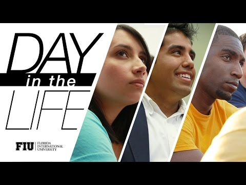 FIU: A Day in the Life