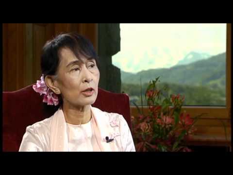 Pardonnez-moi - L'interview de Aung San Suu Kyi